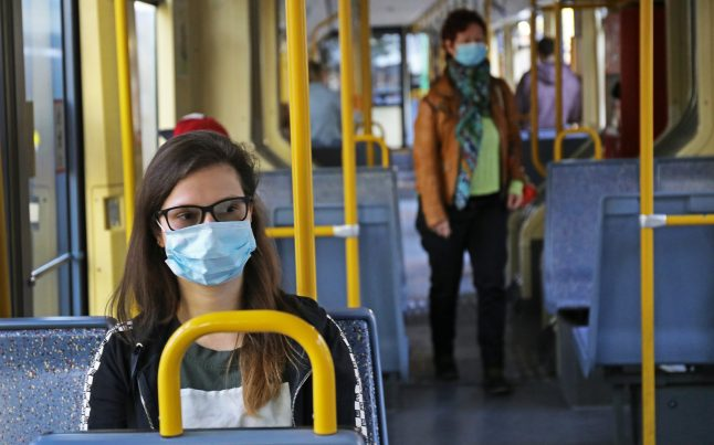 North Rhine-Westphalia plans tougher on-the-spot penalties for people who flout mask rules