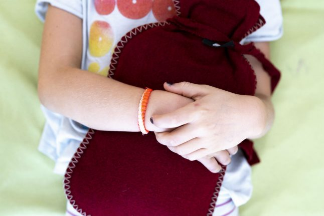 Parents in Germany to receive extra days to care for sick children