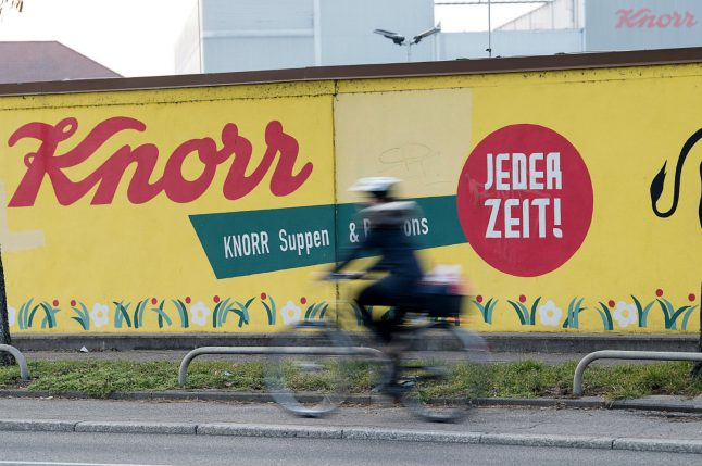Racism row: German food firm Knorr to get rid of 'gypsy sauce' name