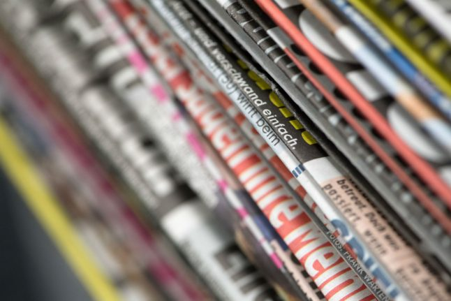 How Germany's newspapers have weathered the coronavirus crisis