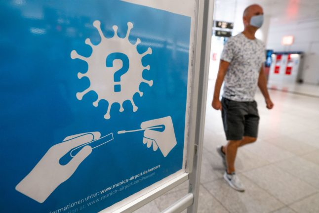 Germany logs highest number of daily coronavirus cases since May