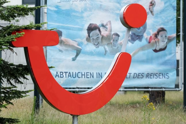 Pandemic pushes German tourism giant TUI deep into loss