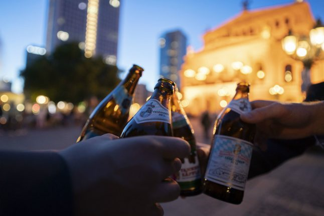 What can we expect from Germany's plans to tighten coronavirus measures at social gatherings?