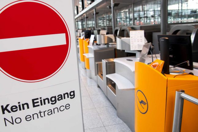 Travel: Can you receive a refund if your destination is placed on Germany's warning list?
