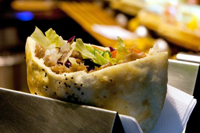 How the humble Döner kebab evolved into Berlin's go-to fast food snack