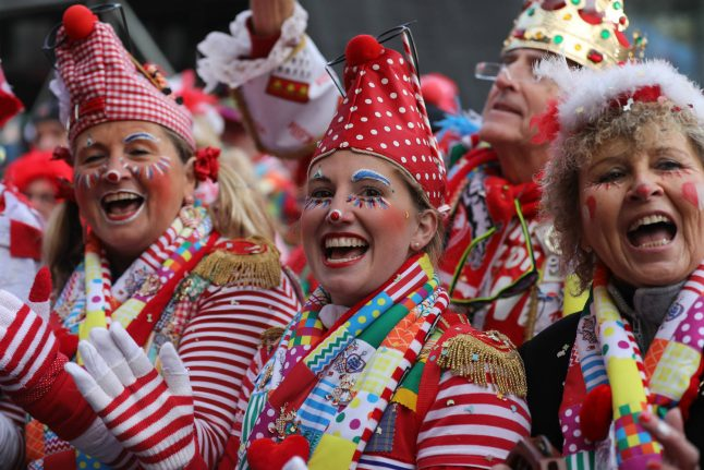 'You can't cancel carnival': How can Germany celebrate street festival in coronavirus times?