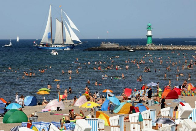 Staycations boom in Germany amid heavy losses to tourism industry