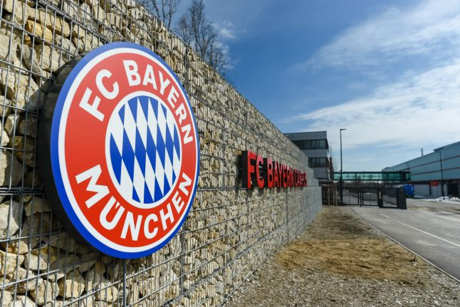 Bayern Munich academy employee investigated over racism allegations