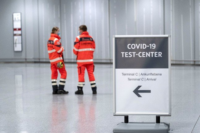 Germany 'worried' as coronavirus cases return to April levels