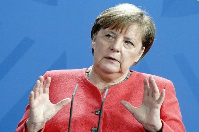 Rising coronavirus cases in Germany are 'worrying but manageable', says Merkel