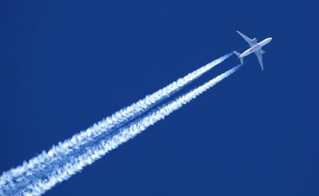 German study shows 'lower than expected' risk of coronavirus transmission on planes