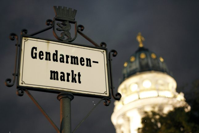 This is how French has influenced the German language