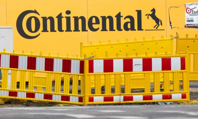 Continental to cut 13,000 jobs in Germany amid setbacks to car industry