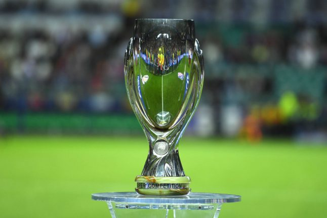 'Football-Ischgl': Bayern eager to stop next coronavirus hotbed at Super Cup