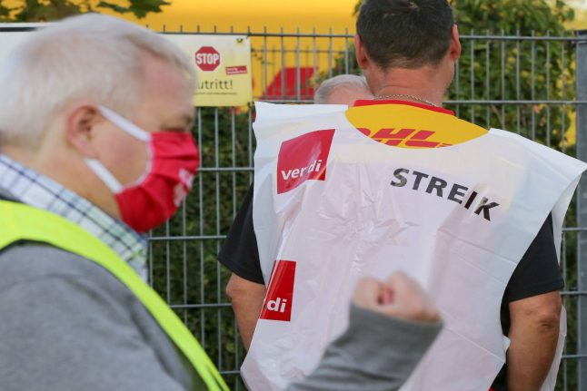 Kitas and nursing homes to be hit by Germany-wide strikes on Tuesday