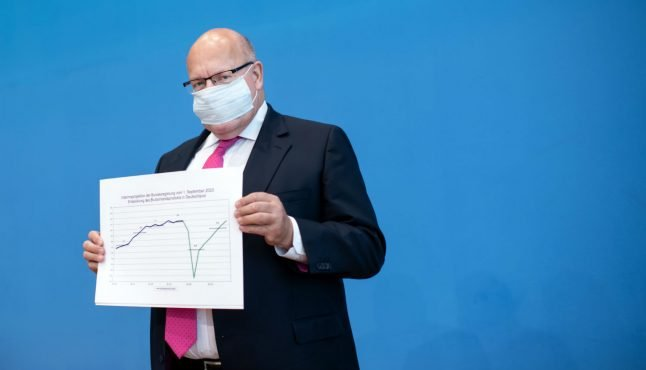 Germany 'can and will' avoid second coronavirus lockdown as economy rebounds