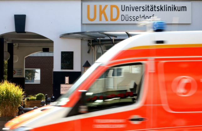 German experts see Russian link in deadly hospital cyber attack