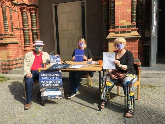 'It's now or never': Democrats Abroad Germany on how to cast (and follow up with) a ballot