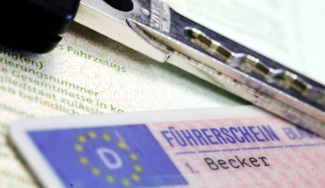 Brexit update: How to exchange your British driving licence for a German one