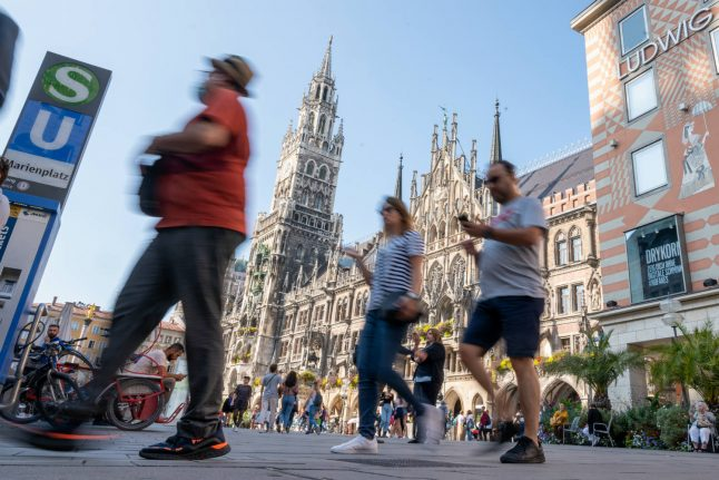 Germany grapples with rising coronavirus cases as more under 35s become infected