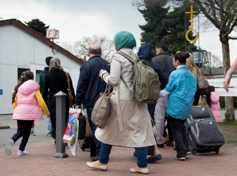 Germany plans to take in 1,500 more refugees from Lesbos
