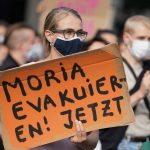 Thousands march across Germany in support of taking in more Moria refugees
