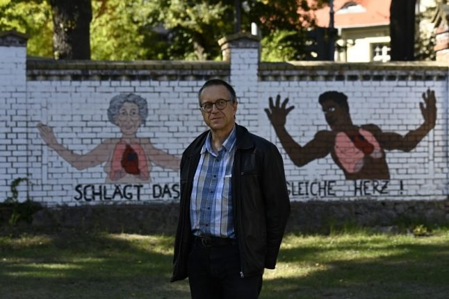 Nestled in far-right stronghold, German town opens doors to migrants