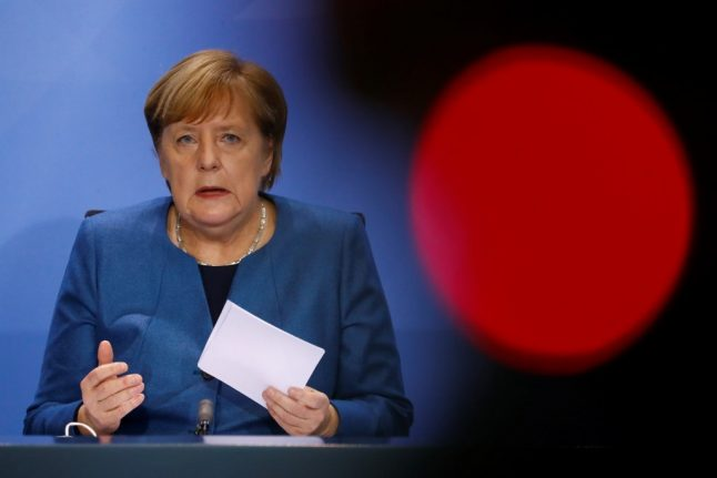 Germany to close bars and restaurants as Merkel unveils new round of Covid-19 shutdowns