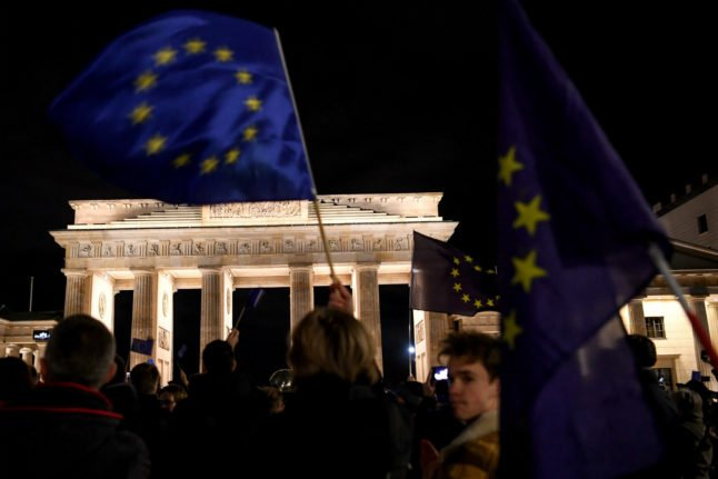 Brexit: How thousands of Brits in Germany will be in limbo after doors close on dual nationality