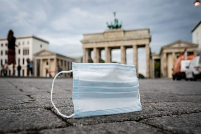 Berlin declared Covid-19 hotspot as infections spike