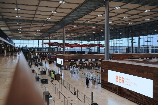 IN PICS: Berlin's new airport finally welcomes first flights