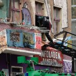 'Berlin is dying': Protests as police clear one of capital's few remaining squats