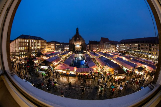 World-famous Nuremberg Christmas market cancelled over Covid-19 concerns