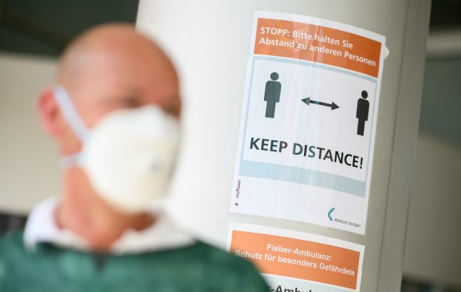 Coronavirus cases top 4,000 a day in Germany for first time since April