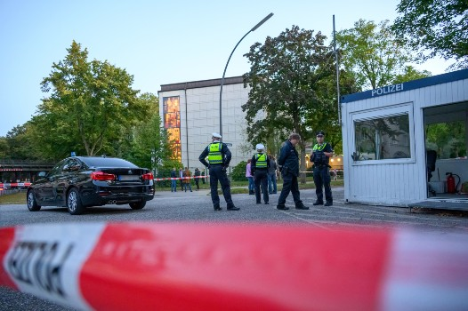 German police probe Jewish student attack as attempted murder