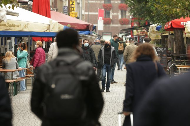 Tell us: How well do you think Germany is dealing with the coronavirus resurgence?