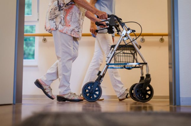 How Germany hopes to prevent care home deaths with rapid test strategy