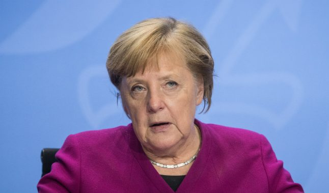 'We must prevent uncontrolled Covid-19 increase,' says Merkel as rules tightened