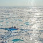 Biggest arctic expedition in history returns to Germany with sobering climate change discoveries