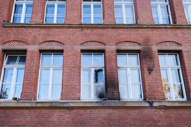 German police probe arson attack on RKI as Covid-19 tensions mount