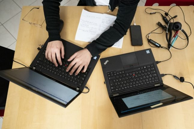Working from home leads 'sharp rise in cyber attacks' in Germany