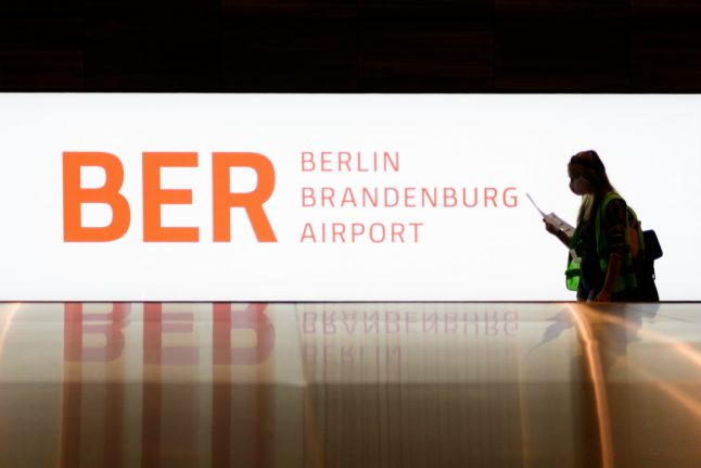 Berlin's long-delayed new airport ready to open doors this week