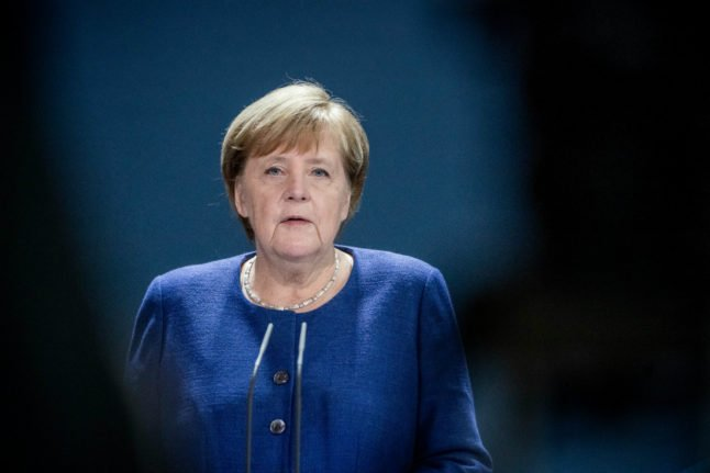 Merkel says Covid-19 restrictions 'are among most difficult decisions' in her career