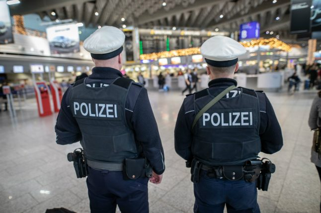 German police to step up Covid-19 checks on travellers as rules tightened