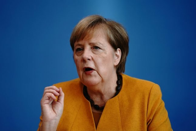 'It shouldn't be a lonely Christmas': Merkel urges Germans to help bring Covid-19 spread under control