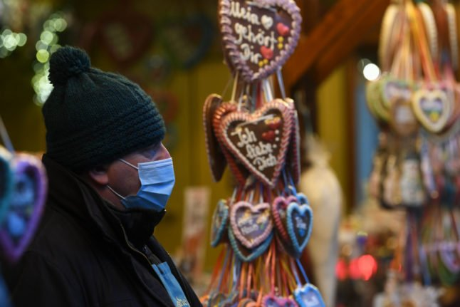 Drive-ins and scattered huts: How German Christmas markets are finding ways to stay open