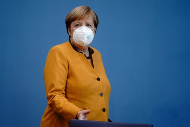 Merkel pushes for tougher contact restrictions and school rules in coronavirus fight