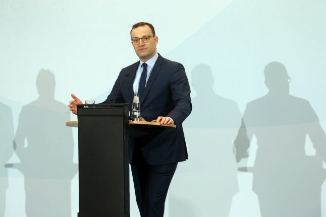 Germany sees 'signs of change' in Covid-19 situation