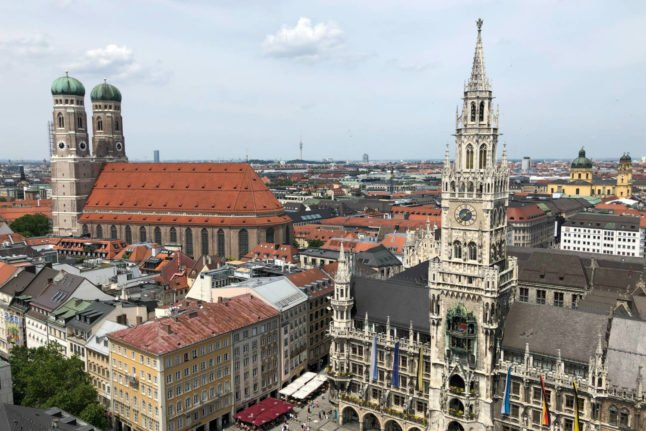 Why Munich is the only city I've ever really felt at home