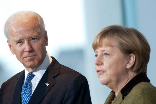 Here's what Germans think about Joe Biden becoming US President